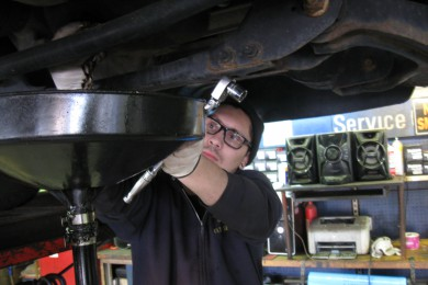 LUBE, OIL AND FILTERS